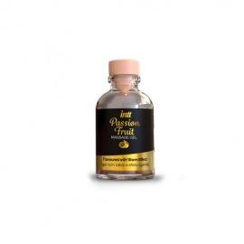 Gel de massage chauffant Passion Fruit - 30 ml