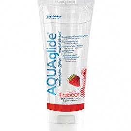 Lubrifiant AQUAglide Fraise - 100 ml