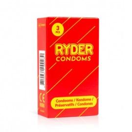 Préservatifs Ryder - 3 pièces