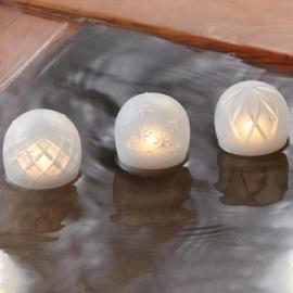Ampoule de massage Ukidama et Badlicht - Take